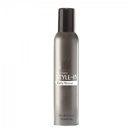 INEBRYA STYLE-IN CURLY MOUSSE PIANKA DO KRĘCONYCH 250 ML