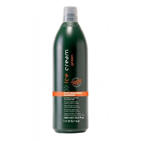 INEBRYA GREEN POST TREATMENT SZAMPON 1000 ML