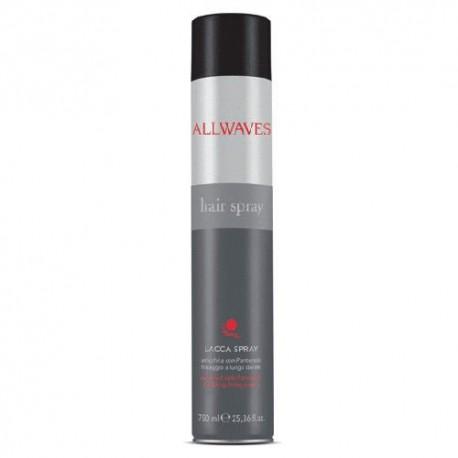 ALLWAVES HAIR SPRAY LAKIER MOCNY 750 ML