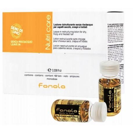 FANOLA NUTRI CARE AMPUŁKA 12 ML