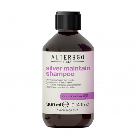 ALTER EGO ARGANIKARE MIRACLE COLOR SILVER MAINTAIN SZAMPON 300 ML