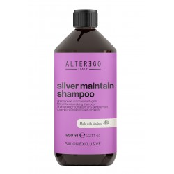 ALTER EGO ARGANIKARE MIRACLE COLOR SILVER MAINTAIN SZAMPON 950 ML